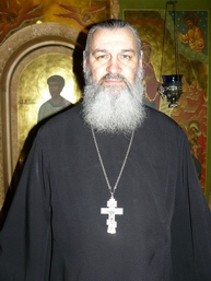 Священник Леонид Викторович Демаков