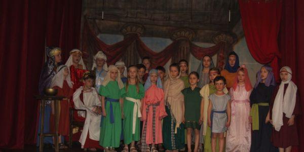 Спектакль «Красная Пасха» 18г