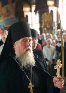 Настоятель иеромонах Тихон (Дергачев) 1.01.1955 г.р.